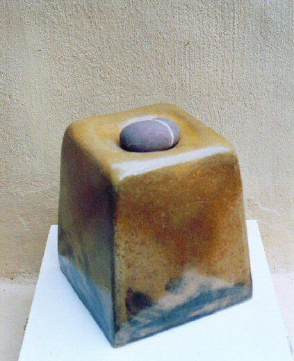 Een plek voor een steen
